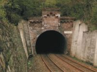 Ippensener Tunnel, Südportal