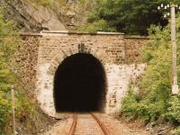 Winterberger Tunnel 1, Südportal